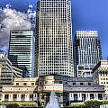 Cabot Square London by David Pyatt
