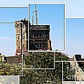 Cabot Tower Montage by Barbara Griffin