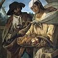 Cabrera, Miguel 1695-1768. De Lobo Y De by Everett