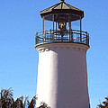 Cabrillo Street Lighthouse by Art Block Collections