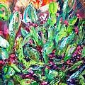 Christmas Cactus Joy by Patricia Taylor
