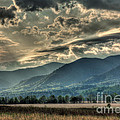 Cades Cove Hdr Spring 2014 by Douglas Stucky