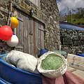 Cadgwith Fishing Paraphernalia  by Rob Hawkins