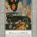 Cadillac 1920 1920s Usa Cc Cars by The Advertising Archives