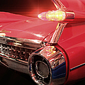 Cadillac Fin Tail by Carlos Diaz