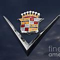 Cadillac Crest by Dennis Hedberg