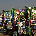Cadillac Ranch by Debby Richards