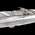 1963 64 Cadillac Roadster Concept by Jack Pumphrey