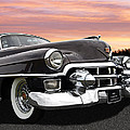 Cadillac Sunset by Gill Billington