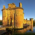 Caerlaverock Castle - 2 by Paul Cannon