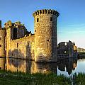 Caerlaverock Castle - 4 by Paul Cannon