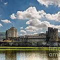 Caerphilly Castle 3 by Steve Purnell