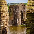 Caerphilly Castle by Mark Llewellyn
