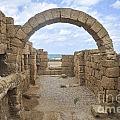 Caesarea The Hippodrome by Shay Levy