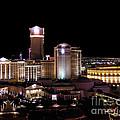 Caesars Palace - Las Vegas by John Waclo