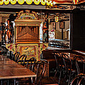 Cafe Chez Eugene - Montmartre by Dany Lison