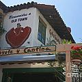 Cafe Coyote Y Cantina Mexican Restaurant Old Town San Diego by Jason O Watson