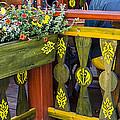 Cafe Decor - Tallin Estonia by Jon Berghoff