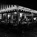 Cafe Du Monde by Jeff Mize