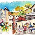 Cafe In Barca De Alva by Miki De Goodaboom