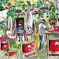 Cafe In Cazorla by Miki De Goodaboom
