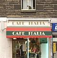 Cafe Italia by Mike McGlothlen