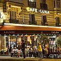 Cafe Luna by Crystal Nederman
