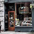 Cafe Paloma by Steve Leach