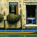 Cafe Tavolini by Michael Swanson