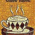 Caffe Latte by Dragica  Micki Fortuna