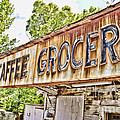 Caffee Grocery by Scott Pellegrin