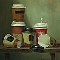 Caffeine Buzz by Diane White
