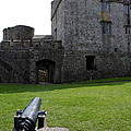Cahir Castle Yard by Christiane Schulze Art And Photography