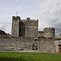 Cahir's Castle Second Courtyard by Christiane Schulze Art And Photography