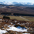 Cairngorms Mountains From Dorback by Phil Banks
