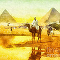 Cairo by Mo T