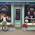 Caitlin's Cakery And Cafe by Catherine Holman