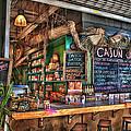 Cajun Cafe by Brenda Bryant