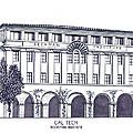 Cal Tech Beckman by Frederic Kohli
