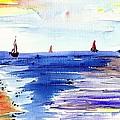 Cala Gran Majorca by Anthony Fox