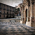 Calahorra Cathedral And Palace by RicardMN Photography