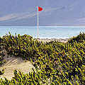 Caleta De Famara Beach Lanzarote by Karol Kozlowski