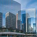 Calgary Glass by Guy Whiteley
