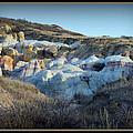 Calhan Paint Mines Landscape by Ernie Echols