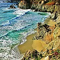 Californa Shore by Benjamin Yeager