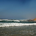 California Beach by Doc Braham