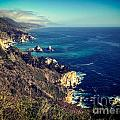 California Coast by Colin and Linda McKie
