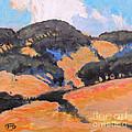 California Hills by Kip Decker