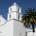 California Mission 2 by Bob Christopher