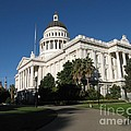 California State Capitol by James B Toy
